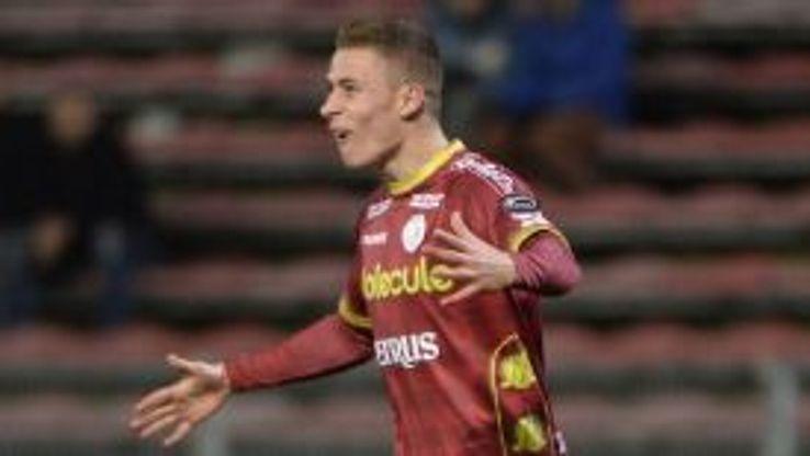 Thorgan Hazard has no plans to return to Belgium next season.