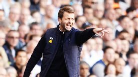 Tim Sherwood has won less than half of his 19 matches in charge of Tottenham.