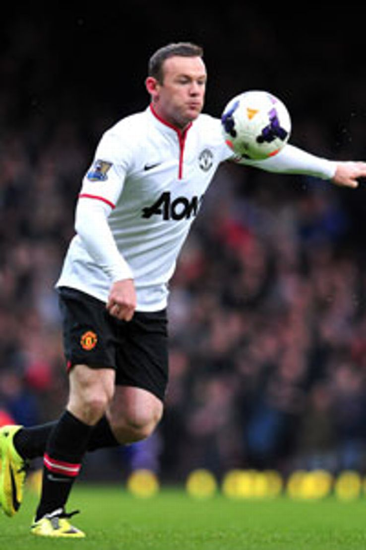 Wayne Rooney's wonder-strike alone would have earned him a place in our XI, but he added a second just to be sure.