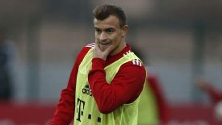 Xherdan Shaqiri maintains he would be open to offers from other clubs.