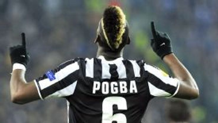 Paul Pogba has been linked with PSG and Manchester United.
