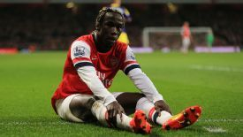Bacary Sagna has turned down a move to Inter Milan.