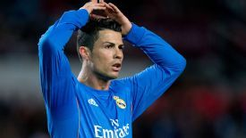 It was another unhappy evening for Cristiano Ronaldo and co. as Real Madrid lost to Sevilla.