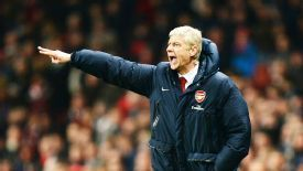 After such a promising first half of the season, Arsene Wenger is now under intense scrutiny.