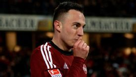 Josip Drmic has been linked with a move to Arsenal.
