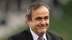 Michel Platini is the president of UEFA.