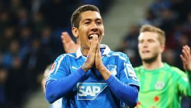 Roberto Firmino has signed a two-year extension with Hoffenheim.