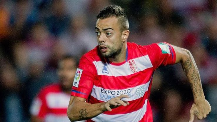 Dani Benitez is on loan at Granada from Udinese.