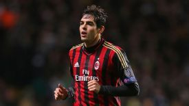 Kaka will discuss his future with the club at the end of the season.