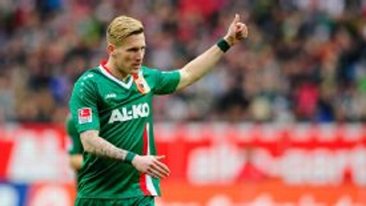 Andre Hahn had been linked with several other Bundesliga sides.