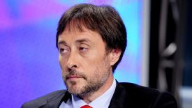 Agusti Benedito came second in the last presidential election in June 2010.