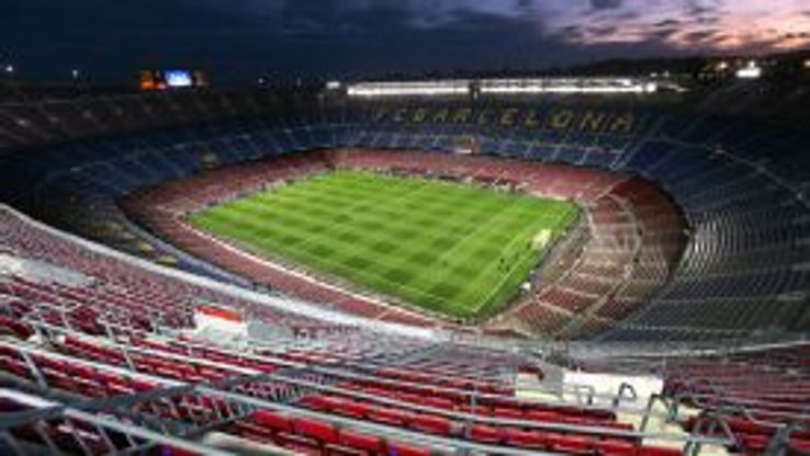 Barcelona will increase capacity of the Camp Nou to over 105,000.