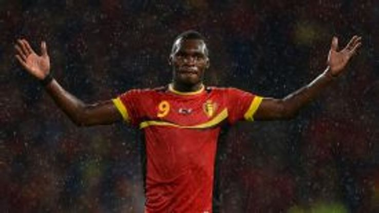 Christian Benteke has won 17 caps for Belgium.