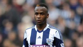 Saido Berahino accepted responsibility for his error against Cardiff on Twitter.