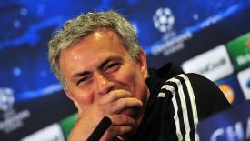 Jose Mourinho prematch news conference Chelsea