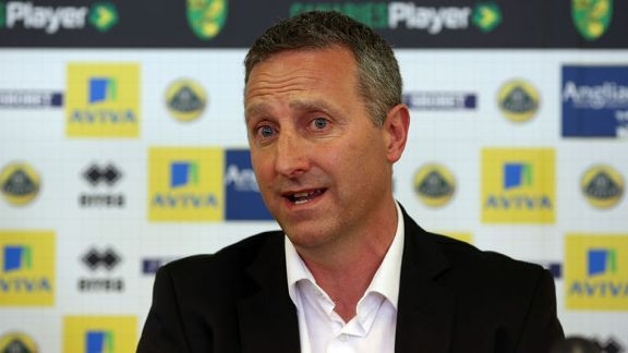 Neil Adams has a fearsome task ahead of him as Norwich fight for survival.