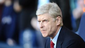Arsenal manager Arsene Wenger is approaching a critical point in the season - and his career at the club.
