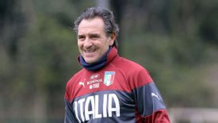 Cesare Prandelli has put the emphasis on younger players with his selection.