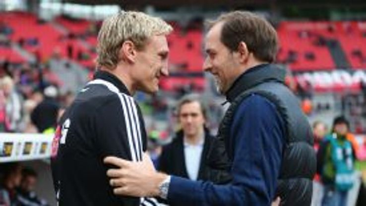 Thomas Tuchel insists he will not replace Sami Hyypia at Leverkusen.