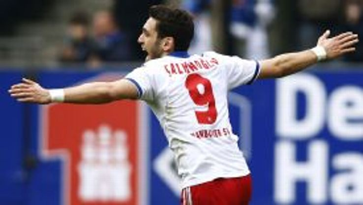 Hakan Calhanoglu has been Hamburg's standout performer in a wretched season.