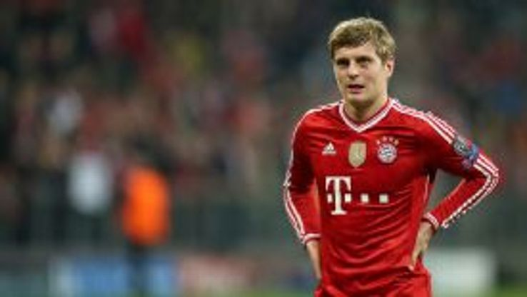 Bayern Munich's Toni Kroos is a summer transfer target for Manchester United.