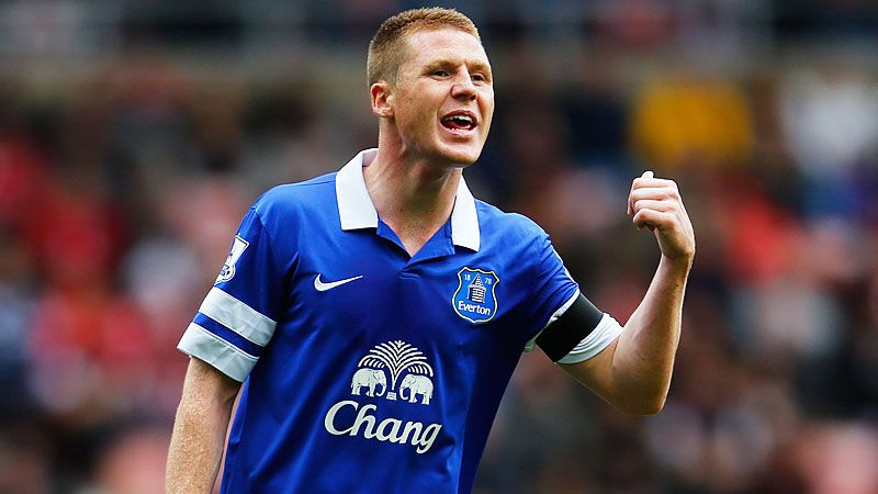 James McCarthy has proved himself in an Everton midfield pushing for a place in the Champions League next season.