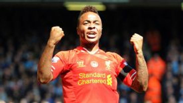 Raheem Sterling has been in excellent form of late.