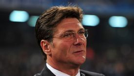 Inter Milan coach Walter Mazzarri enjoyed away-day success at Parma on Saturday.