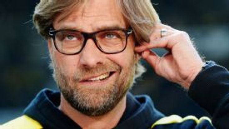 Juergen Klopp is contracted to Dortmund for the next four years.