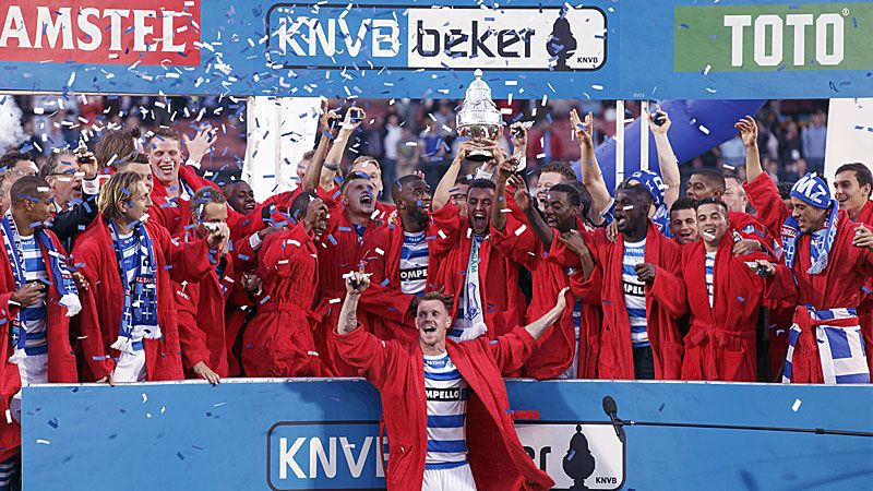 PEC Zwolle win the first trophy in their 104-year history after trouncing the mighty Ajax 5-1.