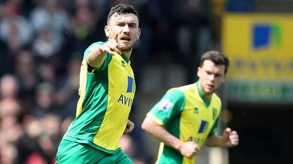 Robert Snodgrass and Norwich showed fight against Liverpool, but their final fixtures are daunting.