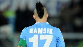The Italian press has linked Marek Hamsik with a move to England.