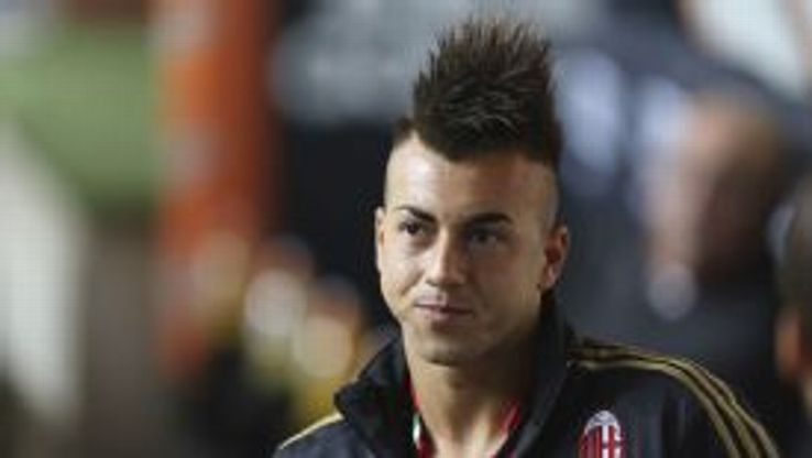 Stephan El Shaarawy was recently called up for fitness tests by Italy coach Cesare Prandelli.