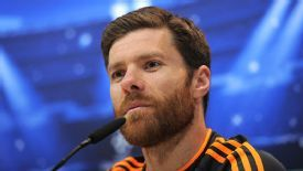 Xabi Alonso news conference Real vs Bayern