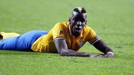 Paul Pogba woe Benfica vs Juventus