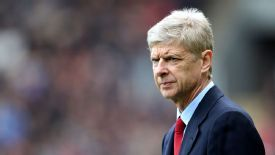 Arsene Wenger is on course to guide Arsenal back into the Champions League.
