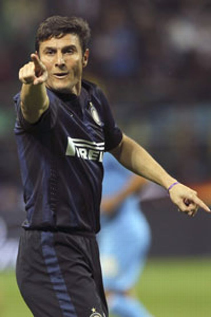 Javier Zanetti: Inter Milan legend