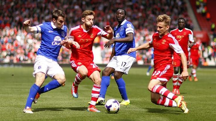 England internationals Adam Lallana and Luke Shaw are both likely to leave St Mary's this summer.