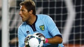 Carlo Nash: In line to be voted Norwich's finest in 2013/14.