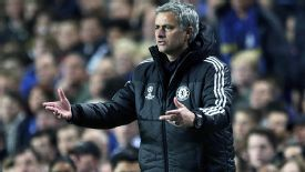 Jose Mourinho had no answer to Atletico's comeback at the Bridge.
