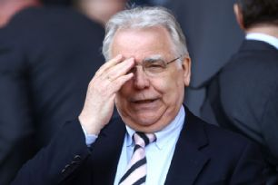Everton chairman Bill Kenwright has had to work on a tight budget at Goodison Park.