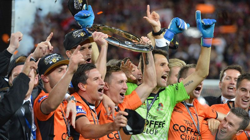 Brisbane Roar defeated Western Sydney Wanderers 2-1 after extra time.
