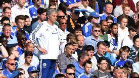 Jose Mourinho's side struggled to break down Norwich.
