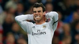 Gareth Bale has been ruled out of the trip to Valladolid.