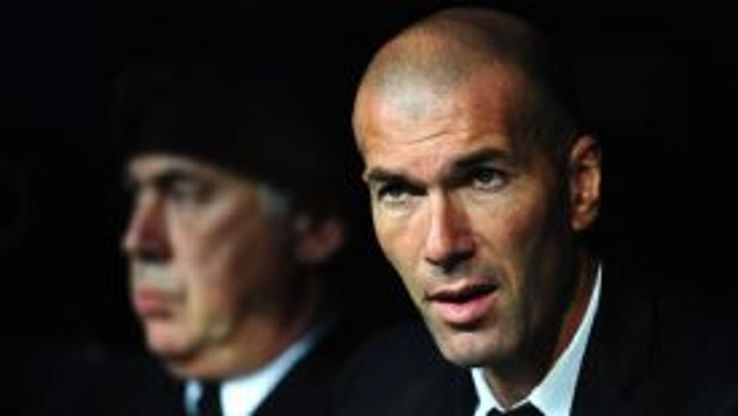 Zinedine Zidane has been linked with the Monaco job.