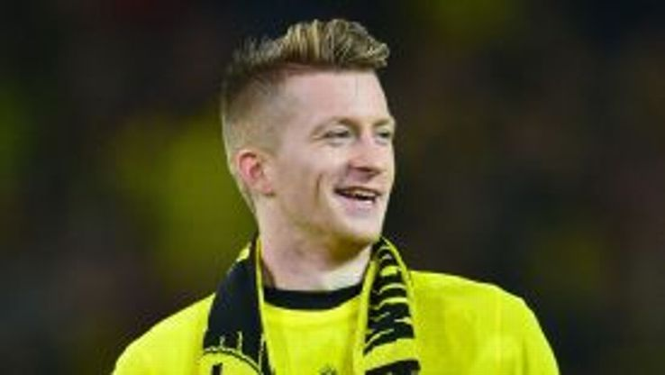 Marco Reus has stressed he is happy at Dortmund but suggested he wants to be convinced the club will challenge for trophies.
