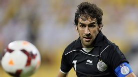 Raul moved to Qatar in 2012.