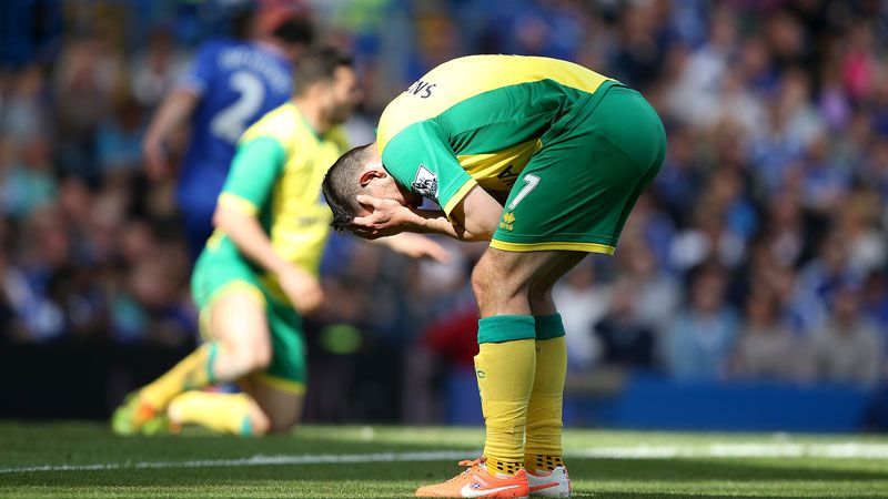 Norwich City's form this season simply hasn't been good enough.