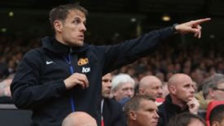 Phil Neville's first season back at Man Utd has been a memorable one, for the wrong reasons.