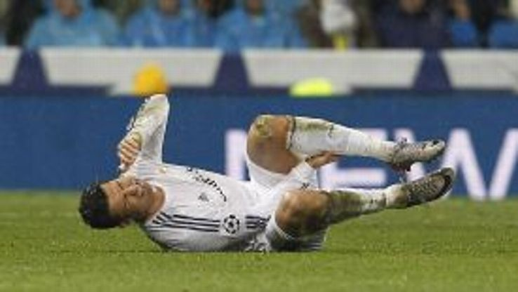 Cristiano Ronaldo has been struggling lately and Carlo Ancelotti may rest him with the Champions League final in mind.
